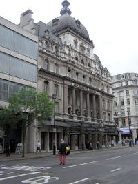 Le Her Majesty's Theatre donne The Phantom of the Opera depuis 1986